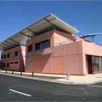 Sede el CEDER - CIEMAT. Proyecto de I + D ARFRISOL. Cubo de la Solera (Soria)