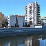 Anteproyecto de Viviendas. Seleccionado para Concurso restringido. Avenida del Manzanares de Madrid